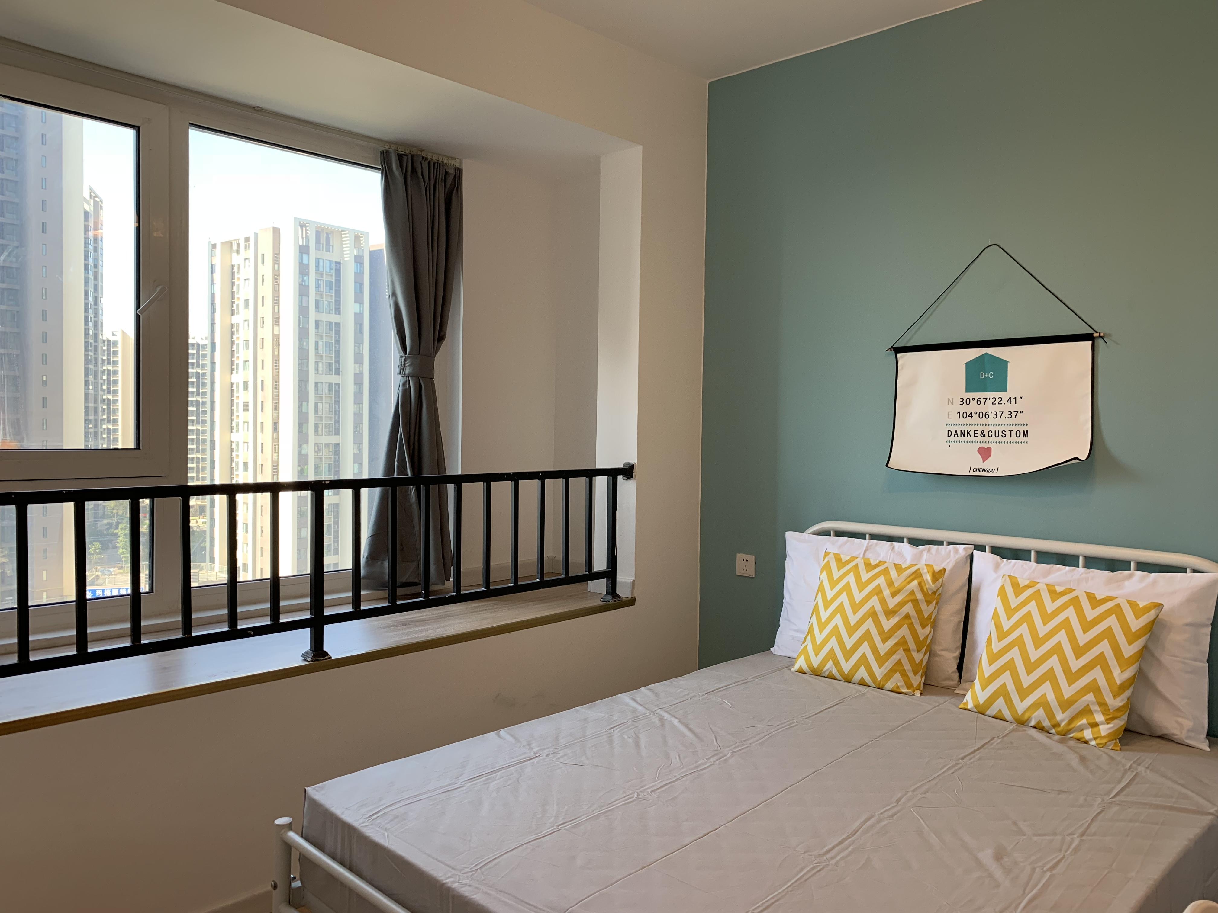 合租 | 北辰朗诗南门绿郡 5室1厅 西_个人房源价格信息-代天下成都租房网