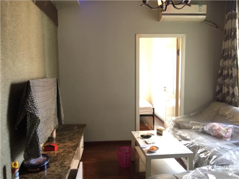 鑫苑名家一期2室1厅58.43平米租房