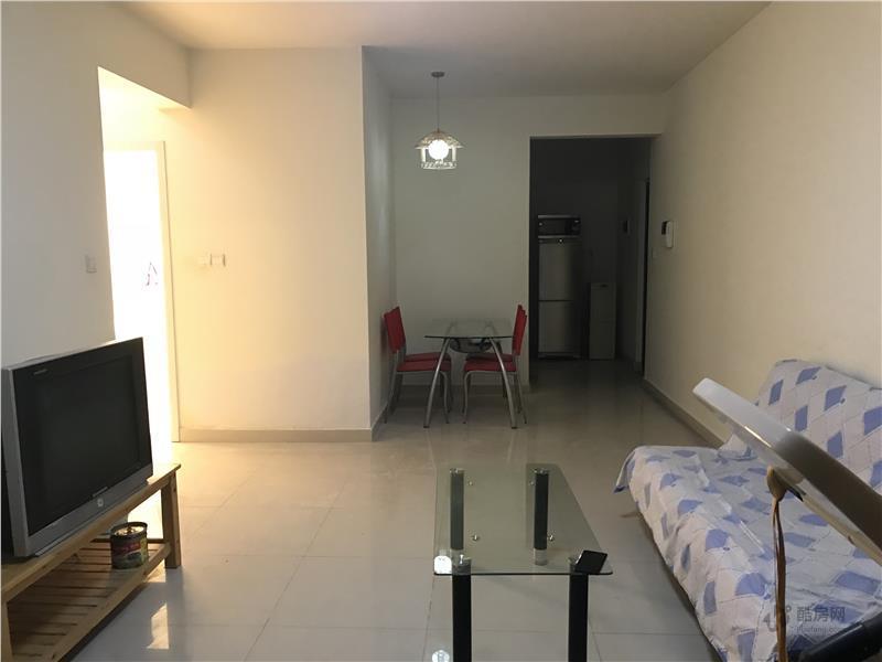 鑫苑名家二期2室2厅64平米租房