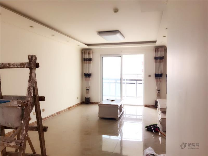 鑫苑名家二期2室1厅87平米租房