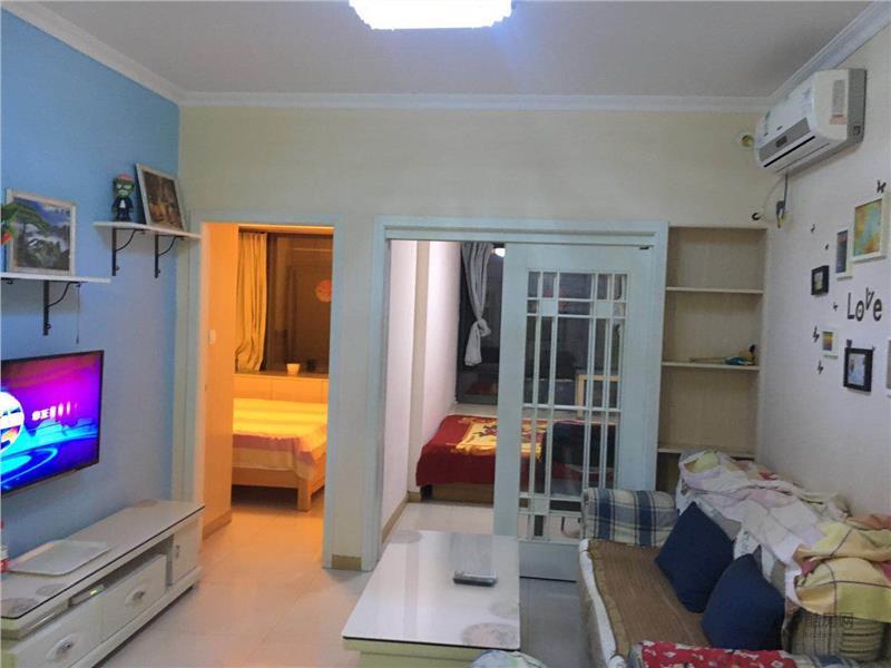 温哥华南苑2室2厅61平米租房