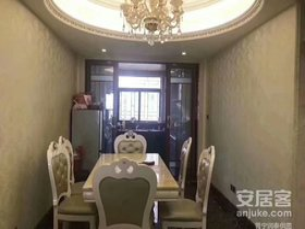 流沙御景城一二期175万4室2厅2卫豪华装修,价格真实