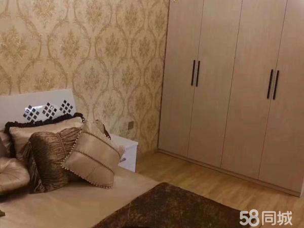 金典小区.正3楼.精装修.带全新家具.52米.格局好