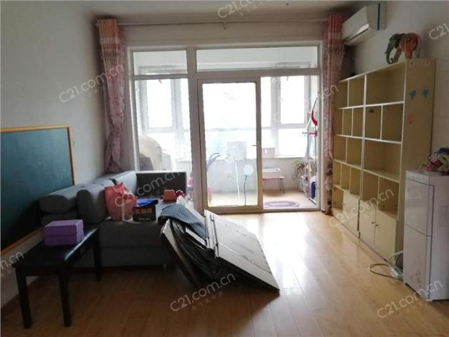 保利百合花园 3室 2厅 91.57平米