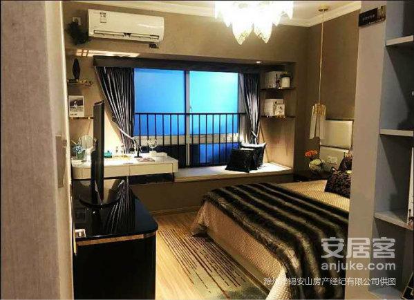 近南京高铁站均价4300!总价36万起湖畔小两房轻轨