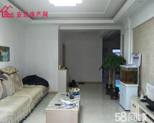 市府龙庭134平三室!三室明厅!个人精美装修!