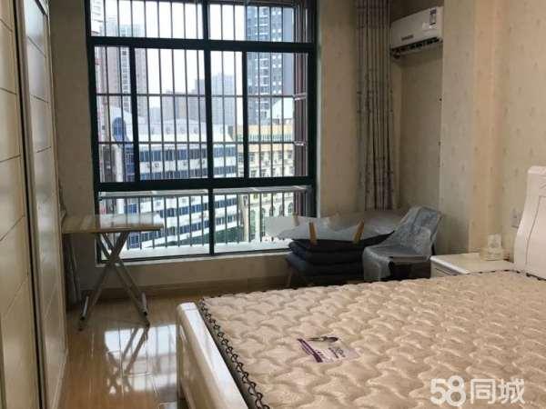 对口市实验小学摩尔城电梯精装单身公寓