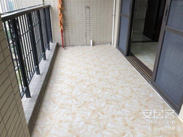 新县城富力城中高楼层3房2厅,豪华装修带家私家电拎包入住