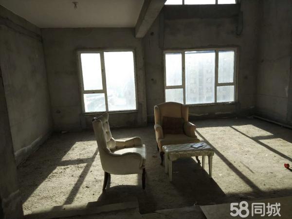 安居房产亿利城滨河湾17+18复式楼送阁楼直接网签