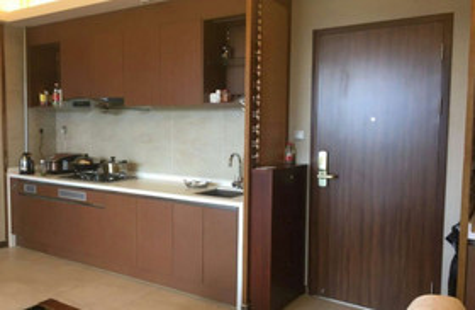 三亚迎宾路鸿洲佳园2房2厅2卫精装修,满五唯一,钥匙房