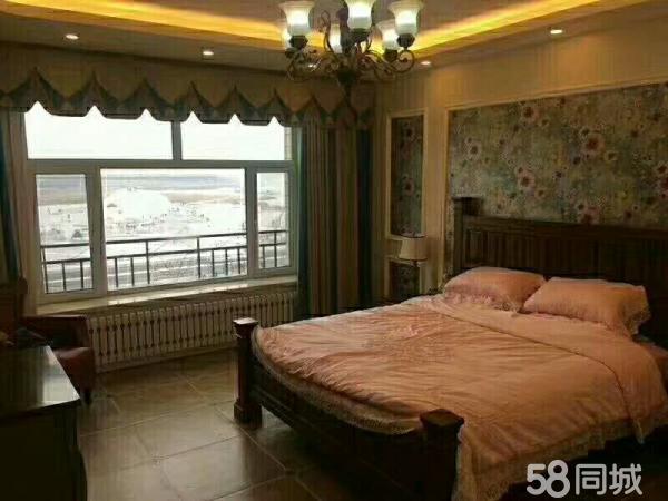 宝石山庄复式5带6出售豪华装修带28平车库同等地下室整体