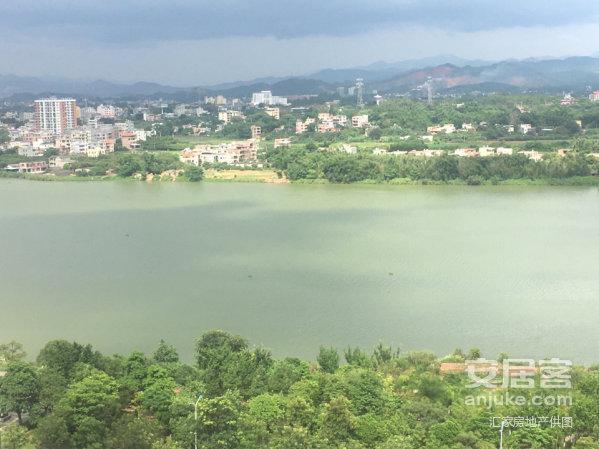 香堤雅湾江景4房,视野开阔,采光