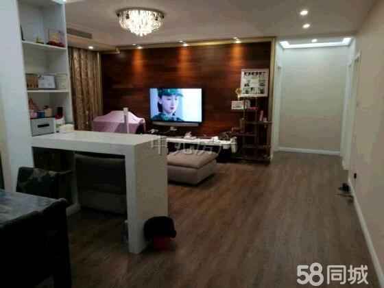 万达东紧邻城南3室2厅精装修拎包入住满两年