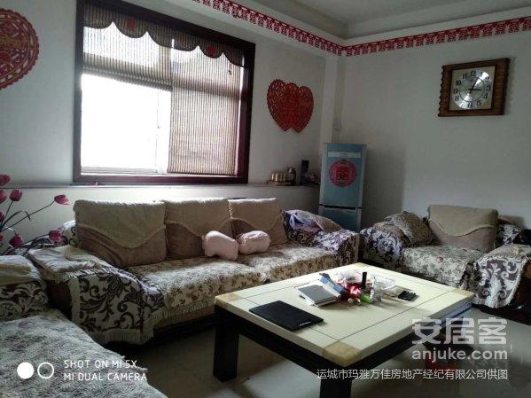 新新家园 3室2厅1卫 精装修