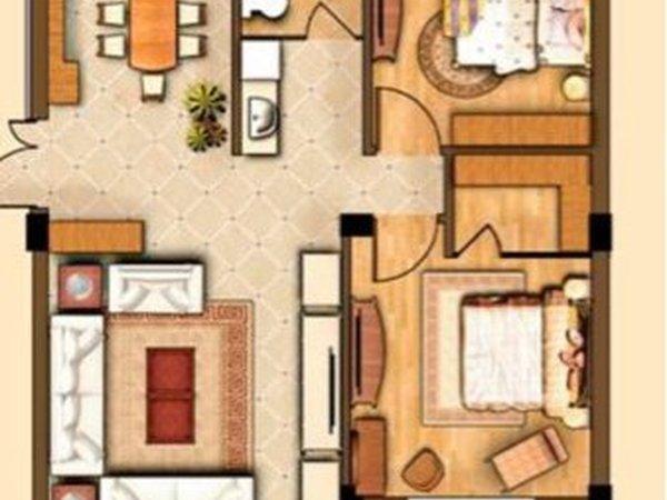 太子河区 影视家园 2室2厅太子河区 影视家园 2室2厅