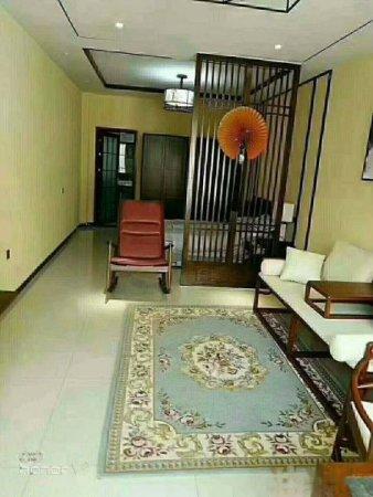 定陶养老公寓天华地产50平左右一楼带院精装修十年返本