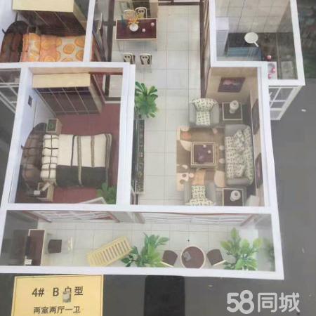 华城嘉园跳楼价102大产权前途广阔一次性42.8万