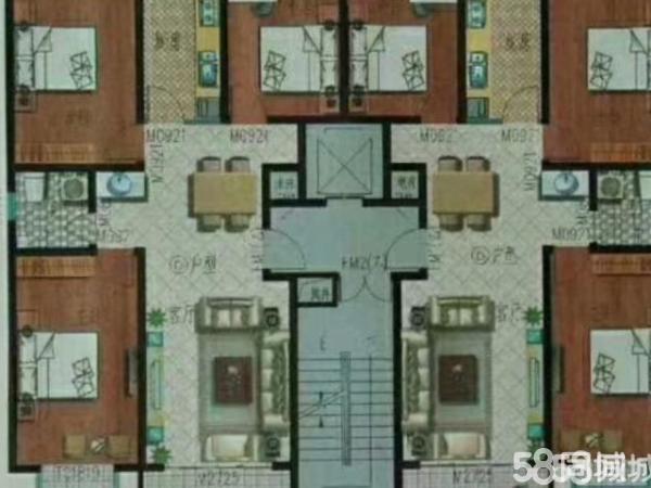 北站 玉景湾 3室2厅