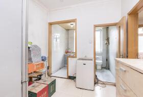 全民格局一居室,总价和交易成本低