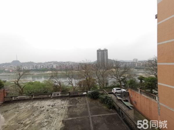 滨河花园一线江景4大房户型大气性价比高看房方便