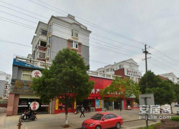 天权星苑广场中心位置商圈成熟南北双阳台毛坯4房