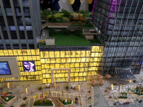 凤五地铁口环球贸易中心首付23万起商铺出售经开区地标建筑