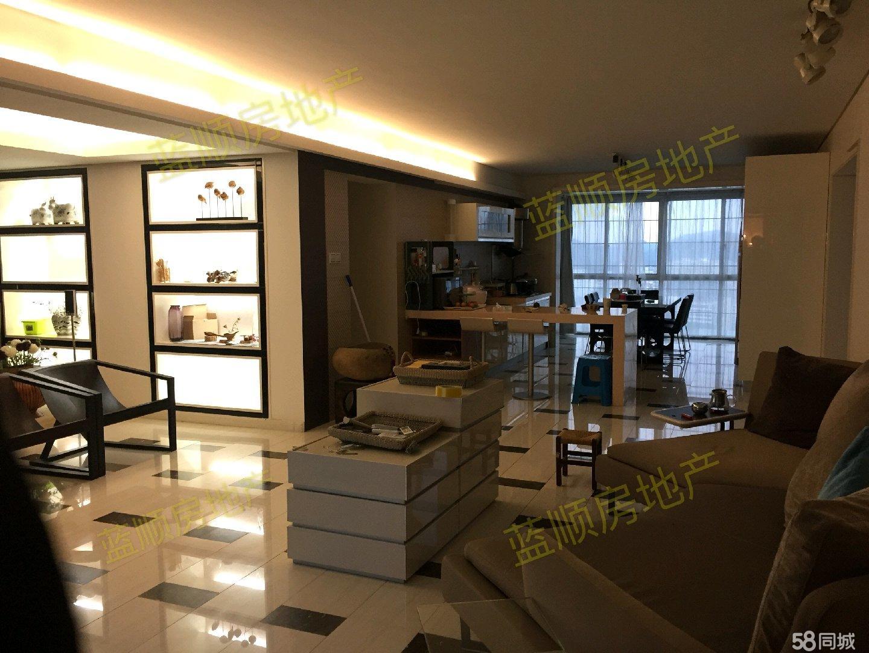 川惠国际,263平米,超豪华装修带全部家电家具,只要130万