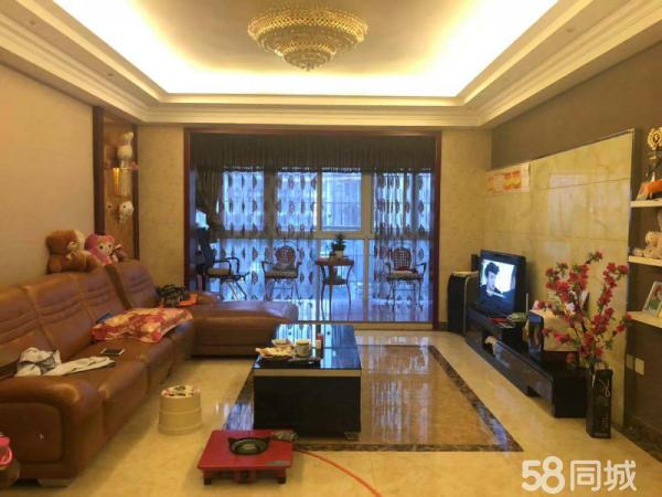 南河和谐人家3室2厅2卫,精装修,家具家电齐全