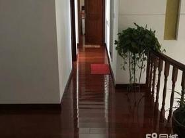 名盛阳光小区贷款楼中楼带家具家电户型方正豪华装修