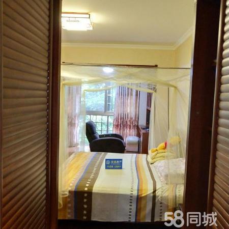 金域阳光精装三室两厅双卫带家具家电出售,双车位单独出售