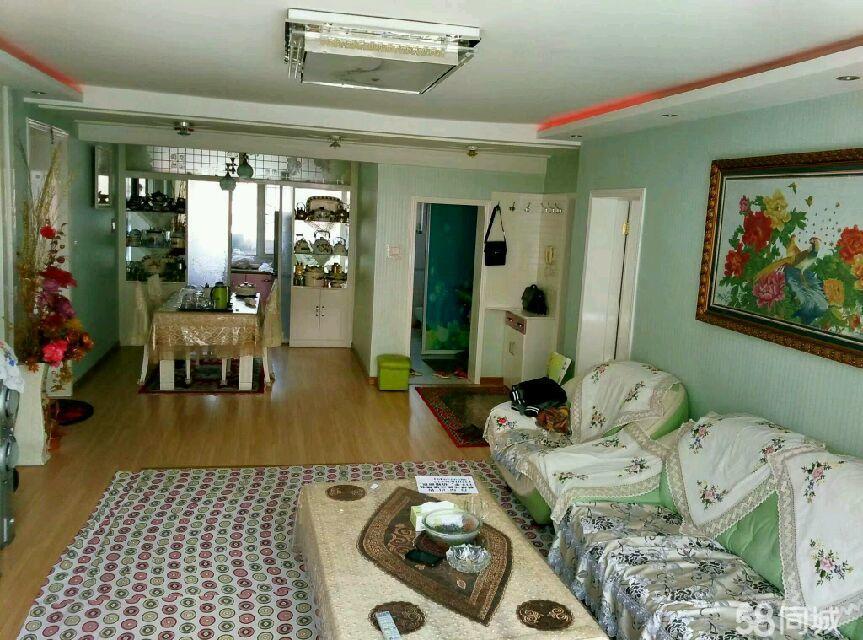 哈密急售.碧绿花园3室2厅1卫113.7平米