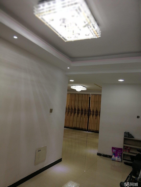 国购名城3室2厅1卫精装修,证满两年过户费低,临近万达