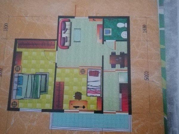 工农区 新中国际城 1室1厅工农区 新中国际城 1室1厅