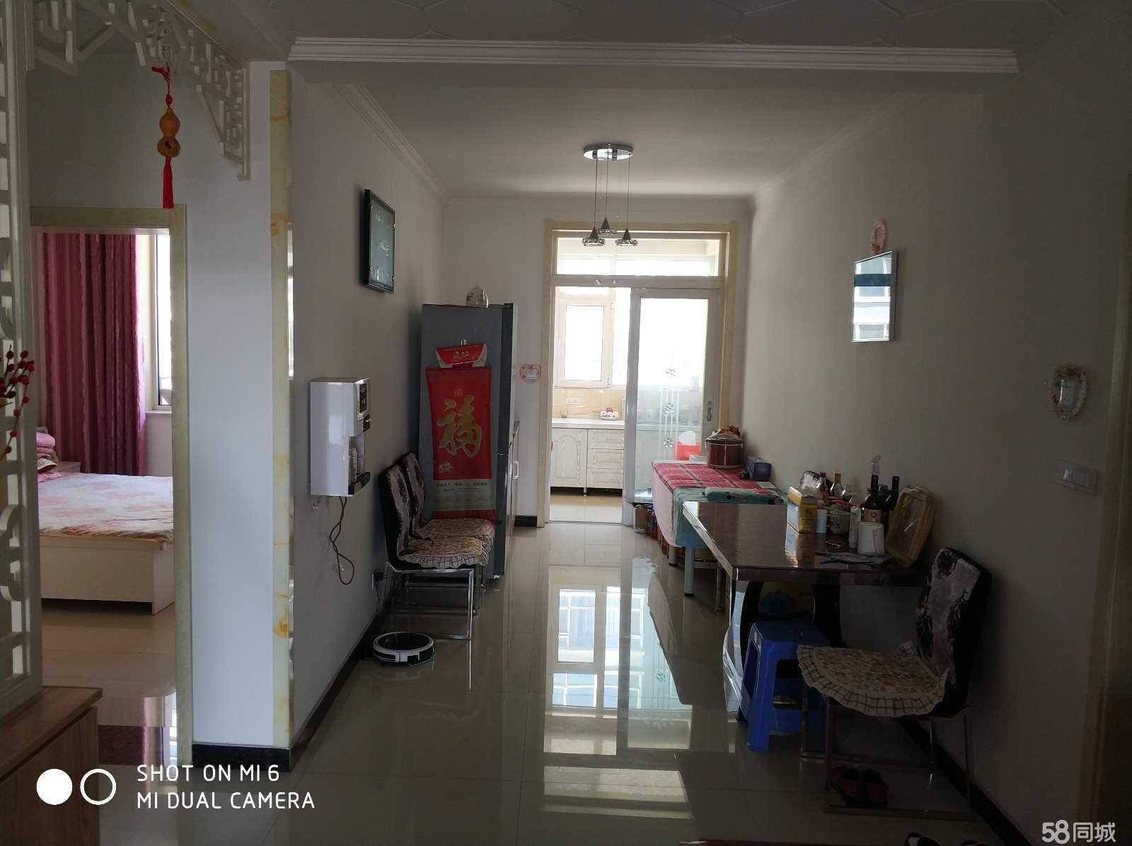 城区下五渡村2室2厅1卫104平米