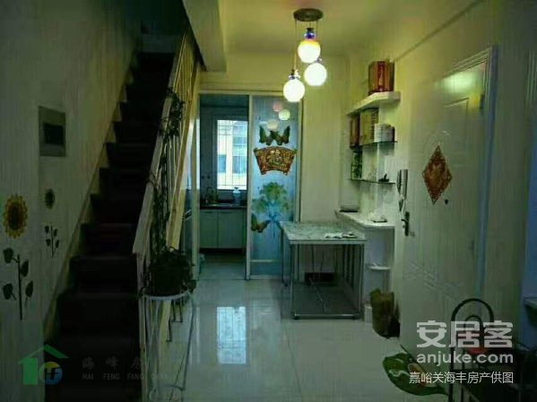 紫轩一期2室2厅1卫86.6平米6楼带阁楼55平米出售