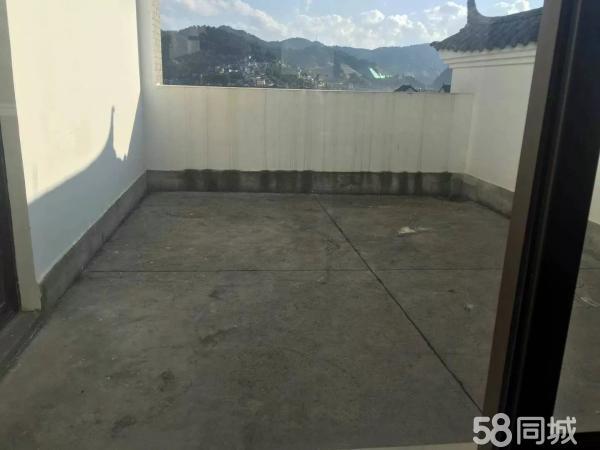 茶马古镇超好复式楼218平方采光好带超大露台诚心出售
