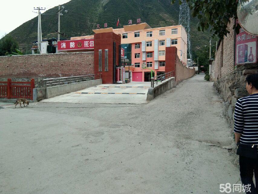 文县贾昌消防大队后面3层楼房79万低出售每层170平米
