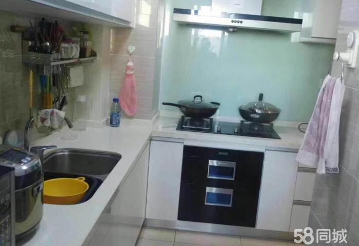 龙馨家园便宜房90平米 欧派橱柜 慕斯寝具 满二170.8万