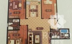 城区罗马世纪城 3室2厅2卫 110平米
