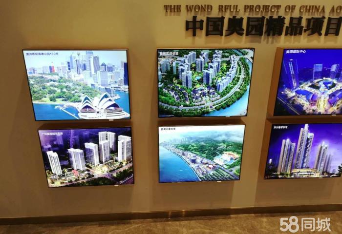 宁波市中心《奥创中心》一手商铺出售,现周围居住人群25万