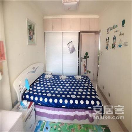 首付27万七里河秀川翠嘉小区精装正规两室两厅南北H户型