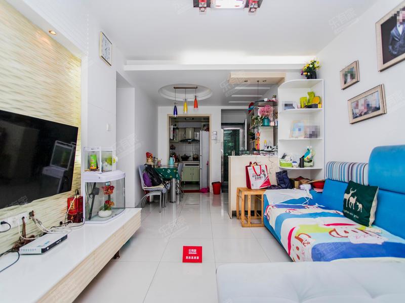 新港鸿豪苑 2室2厅1卫 豪华装修