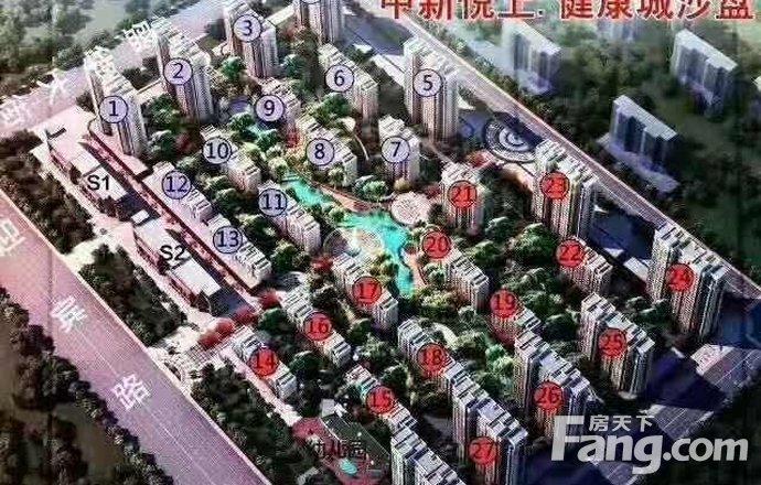 中心健康城北京的后花园中心健康城北京的后花园