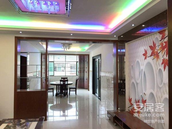 滨湖桃苑 3室2厅1卫 豪华装修