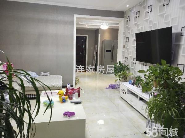 57天业雅园高层两室精装带家具家电急售