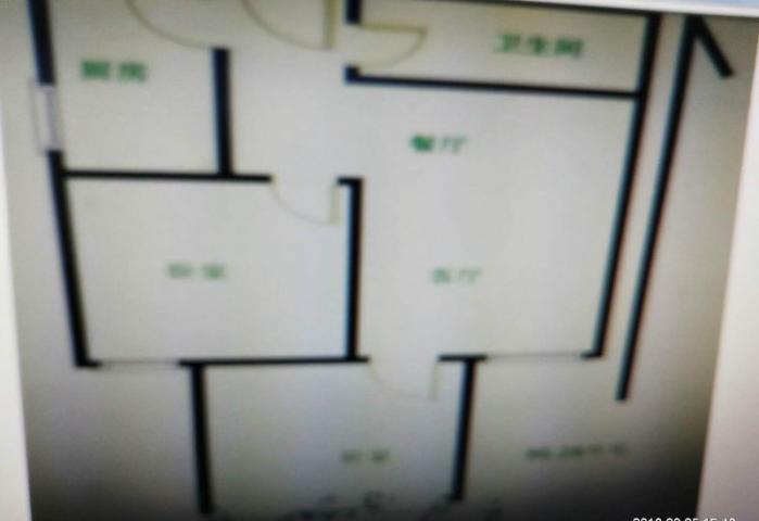 天阔花园 紧临五小 精致两居 学 区 房