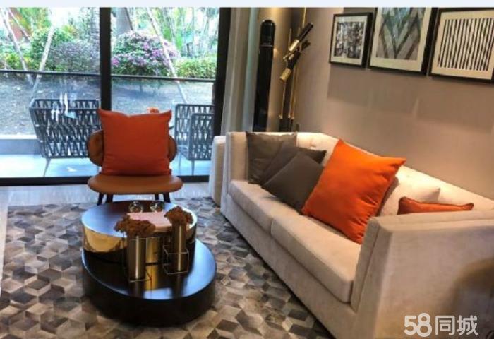 万宁市华亚欢乐城2室2厅2卫使用面积75平拎包入住买一层送一层联系有优惠