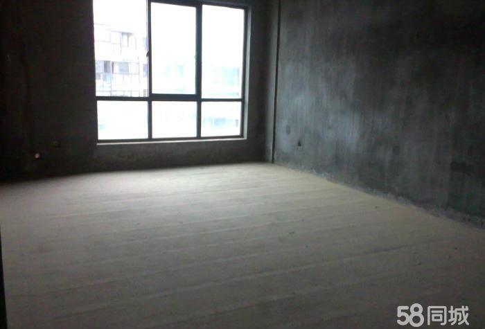 华盈尚景4楼电梯房39.6万86.84平毛坯现房小区绿化好