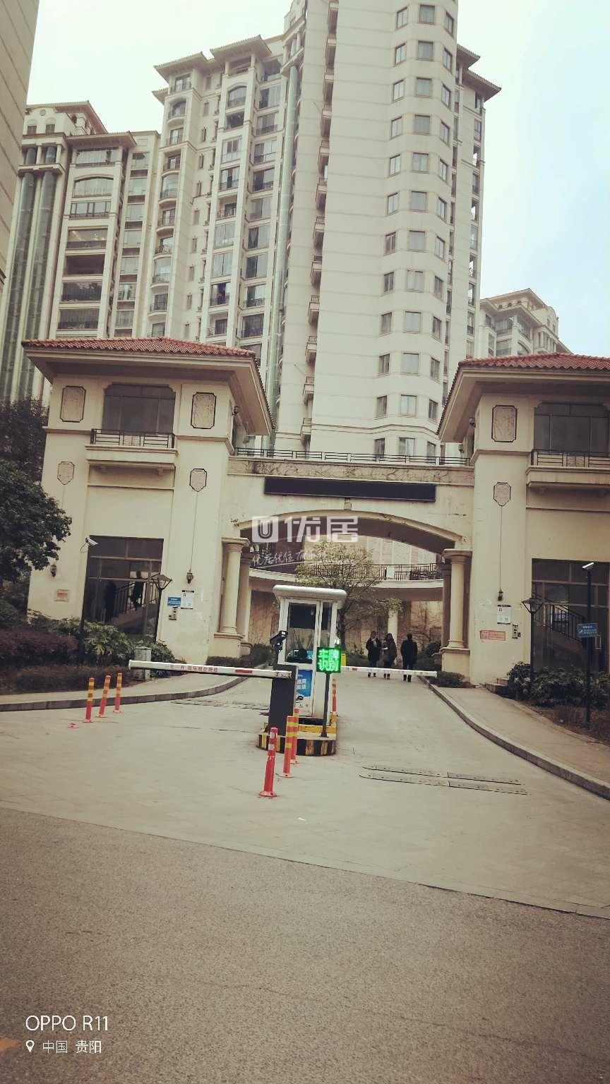 油炸街贵钢城南枫竹苑3室2厅首付20万