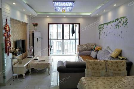 空港首座2室2厅80.64平米二手房